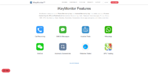 iKeyMonitor for iPhone- How To Spy iPhone Remotely